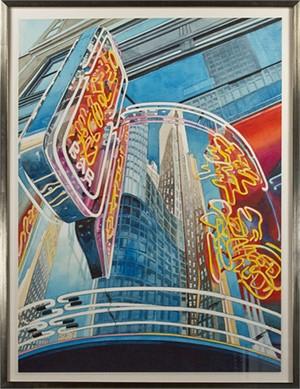 Neon Sign, N.Y.C., 2002
