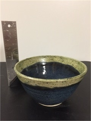 Blue and Green Bowl, 2019