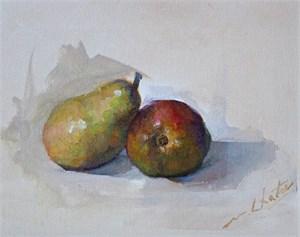 Pears II, 2017