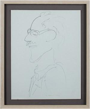 Portrait of Schomer Lichtner, 1966