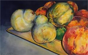 Peach Pear Peace