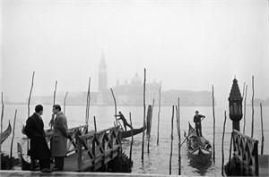 No. 099 Gondolas, Venice, Italy