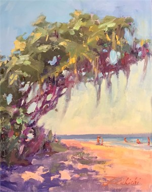 Shade Tree at Beach