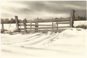 Winter Gate (1/1)