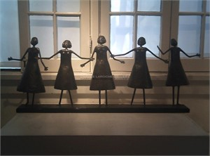 Five Dancing Women I  (Custom Order)     ​