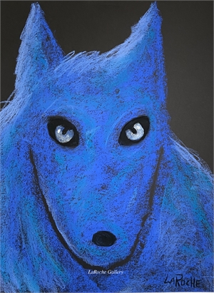 THE PACK: BLUE WOLF
