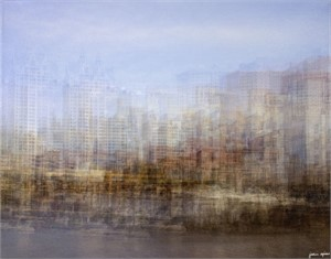 Impressions of Milwaukee River II, 2010