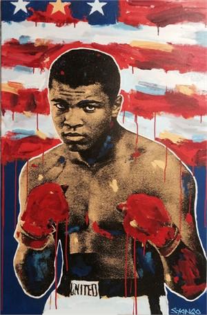 Muhammad Ali Flag, 2017