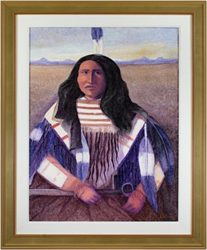 Kicking Bear, Dakota, 2001
