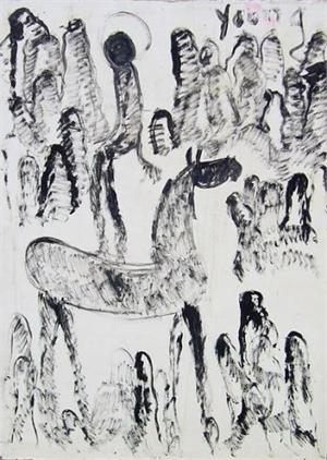 Black Warrior, c. 1993