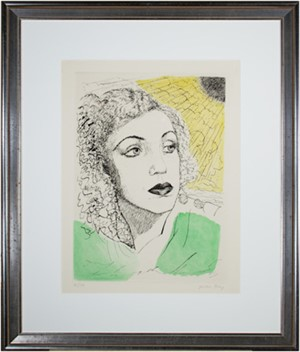 Sheila by Man Ray