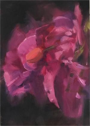 Orchids, Key Largo II, 2018