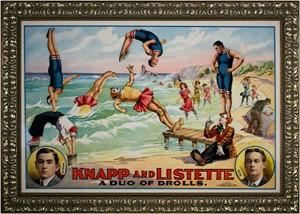 Knapp & Listette: A Duo of Drolls, c.1900