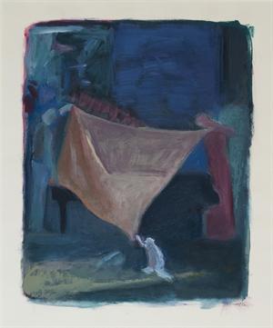 Covering: Blue Wall, Circa 1982