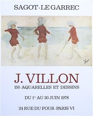 Sagot-Le Garrec Poster, 1978