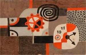 Clock #2, c. 1950