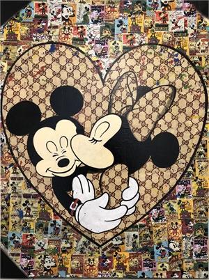 """""""Gucci Mickey&Minnie"""", 2019"""