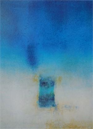 Pool of Blue by Scott Upton