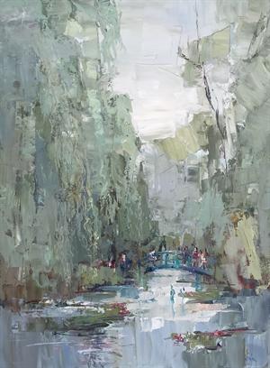 Monet's Garden, 2020