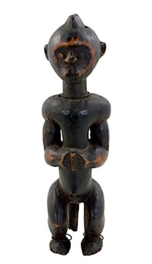 Fang Statue, Gabon, c.1910