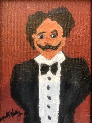 Moustache'