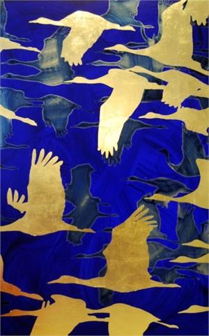 Blue Vision - SOLD, 2013