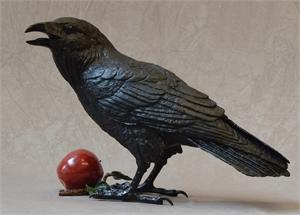 Raven VII D (41/50), 2019