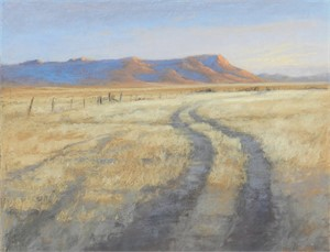Tracks Among the Grasses, 2015