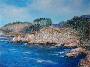 Sunlit Cliffs - Pt. Lobos