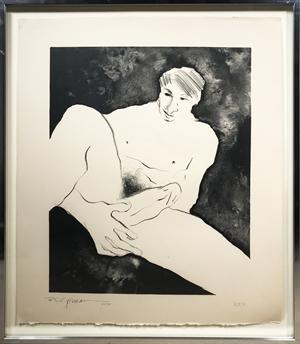 Nude Male, Ed: R.T.P. by R.C. Gorman