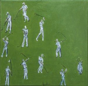 Golfers in Green Study, 2018