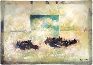Homage I, 2001