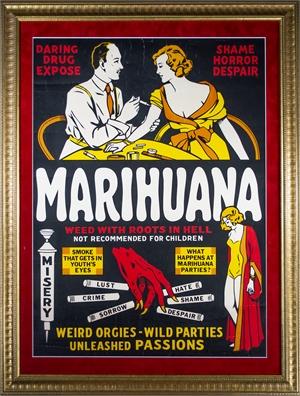 Marihuana, c. 1936