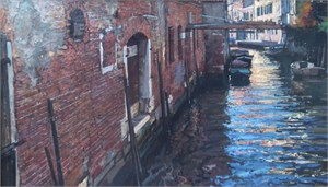Canal in Cannaregio