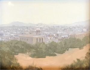 Overlooking Rome - Study, 2018