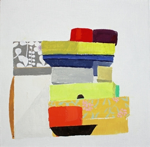 Still Life with Piles #5
