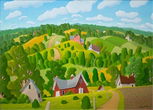 Michigan Vista  by Michael Maitner