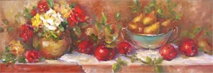 ROSES AND PEARS