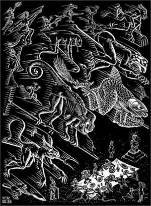Scholastica (Last Night), 1932
