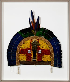 Cara Grande (Taparapay tribe) Amazon Circumsion Mask, c.1950