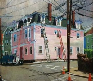 Crossroads: The Pink House
