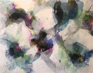 Aqua Floura by Doug Kennedy