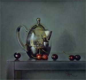 Cherries and Tea
