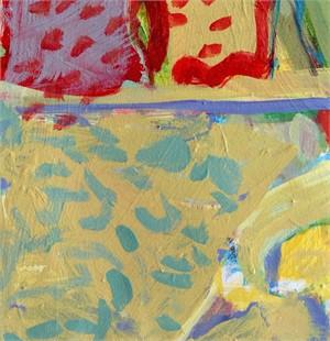 Blue Silks #8 by Billie Bourgeois