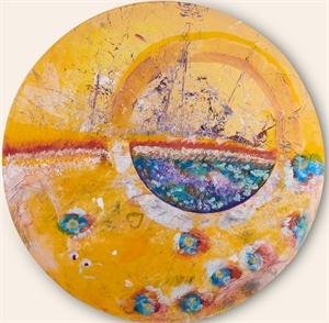 Porthole Rainbow (/1), 2014