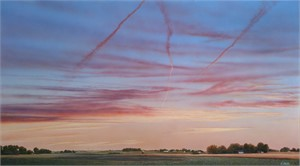 Jet Trails, Kearney County NE