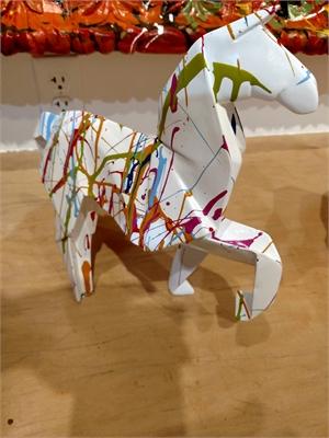 """""""Lipizzaner Stallion"""", 2019"""