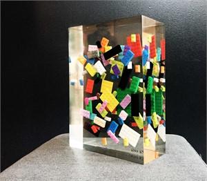 Encased Series: Little Lego