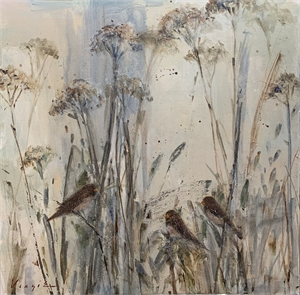 Summer Song by Mary Miller Veazie