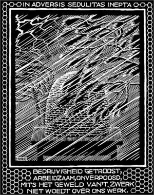 Emblemata - Beehive, 1931